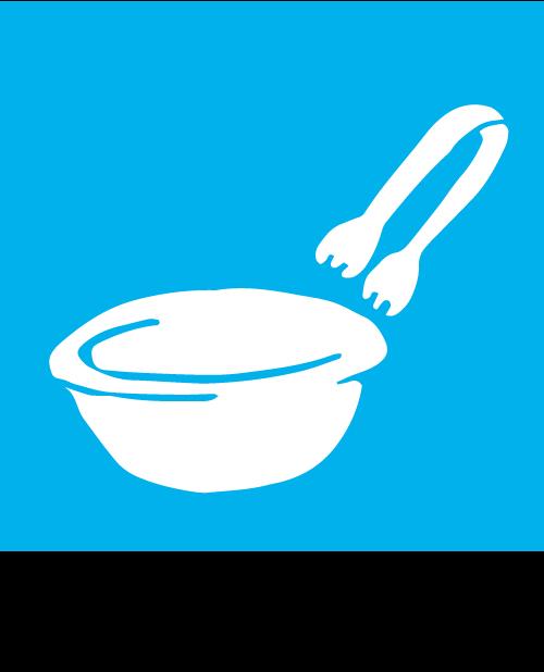 料理のとりわけ
